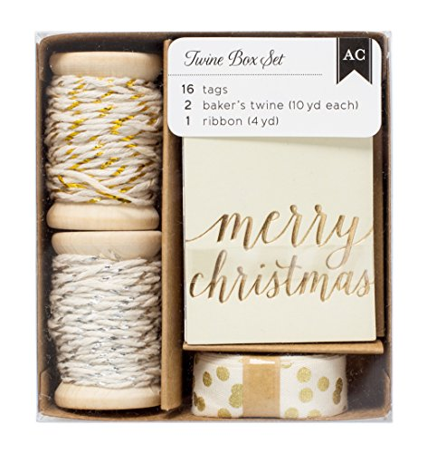 AMERICAN CRAFTS Twine BOXES