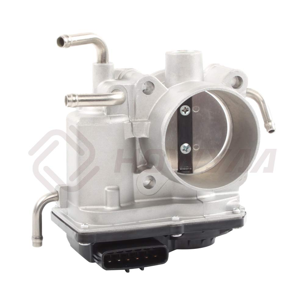 HOWYAA HYTB55B-1 Electronic Fuel Throttle Body Fit for Camry Corolla Matrix RAV4 Scion xB tC