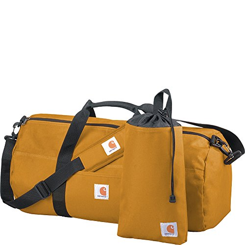 Carhartt Trade Series 2 in 1 Packable Duffel with Utility Pouch