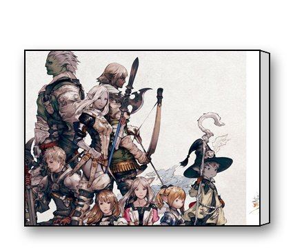 funnyone-custom-modern-wall-art-decoration-for-home-final-fantasy-xiv-canvas-prints