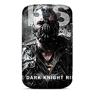 Faddish Phone Bane Dark Knight Rises Case For Galaxy S3 / Perfect Case Cover