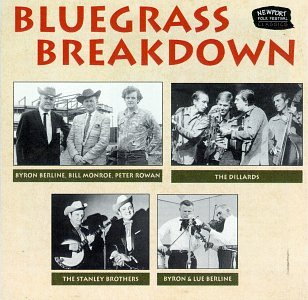 Bluegrass Breakdown-Newport Fo by Vanguard