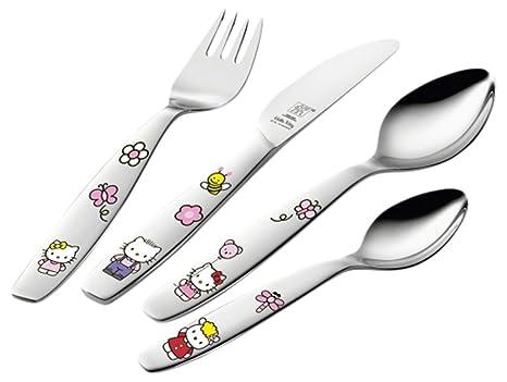 Zwilling Hello Kitty Cuchillo Cocina, Acero Inoxidable, centimeters