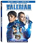 Cover Image for 'Valerian and the City of A Thousand Planets [Blu-ray + DVD + Digital HD]'
