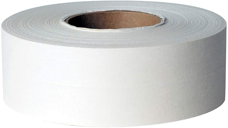 Wet /& Stick self adhesive paper drywall tape