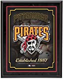 "Pittsburgh Pirates Team Logo Sublimated 10.5"" x 13"" Plaque - Fanatics Authentic Certified - MLB Team Plaques and Collages"