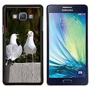 Stuss Case / Funda Carcasa protectora - Divertido Naturaleza pájaros del amor - Samsung Galaxy A7 ( A7000 )