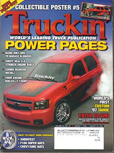 Truckin Magazine, August 1, 2006 -August 28, 2006 (Vol. 32, No. 10) ()