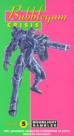 Sasaki Windows (Bubblegum Crisis 5 [VHS])