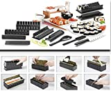 AGPtEK® DIY Sushi Making Kit Roll Sushi Maker