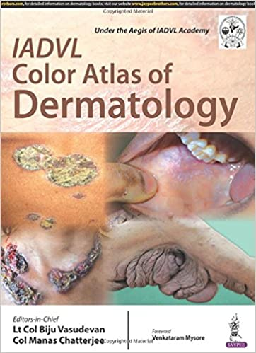 Dermatology Atlas Book