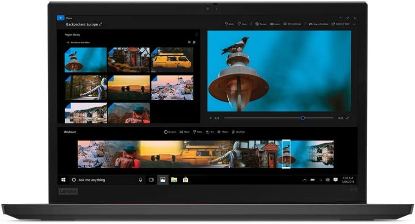 Lenovo ThinkPad E15 - Ordenador portátil 15.6