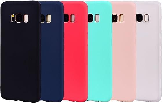 Leton 6X Funda para Samsung Galaxy S8 Plus, Carcasa Samsung S8 ...
