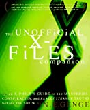 The Unofficial X-Files Companion, Ngaire E. Genge, 0517886014