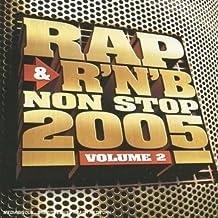 Rap R'N'B Non Stop 2005/Vol.2 (inclus 1 DVD)