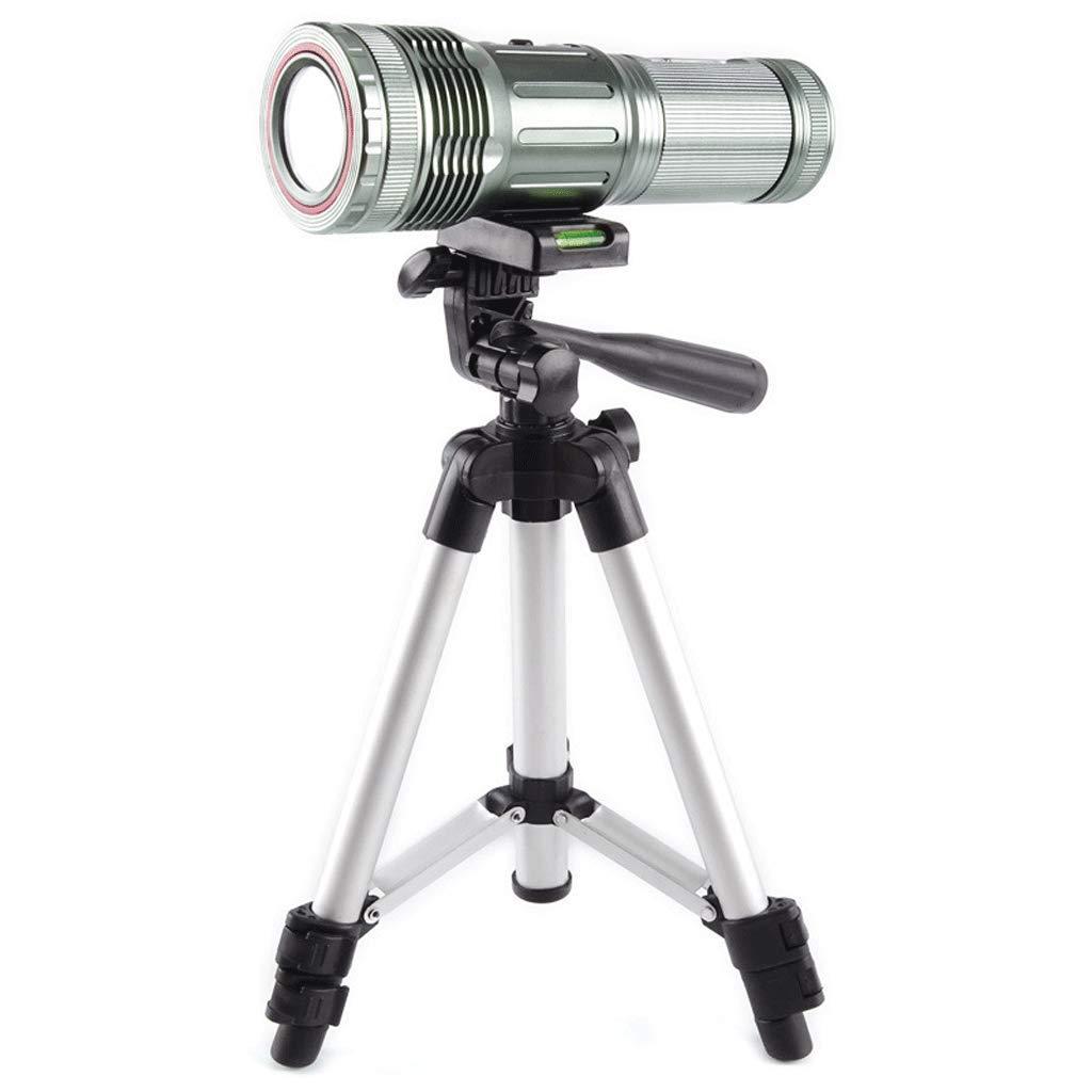Angel Lampe, Nachtlicht Suchscheinwerfer Scheinwerfer LCD Camping Patrol Taschenlampe Quelle Zoom 40W High Power