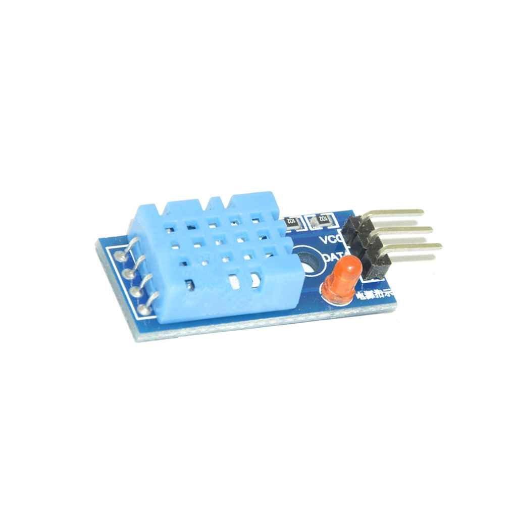 FBlue DHT11 DHT11 Digital Temperatur und Relative Feuchte-Sensor-Modul f/ür Arduino
