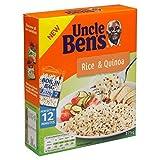boil in bag pasta - Uncle Ben's Boil in Bag Long Grain & Quinoa - 375g (0.83lbs)