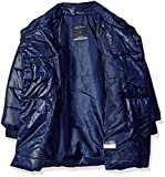 Nautica Girls Heavy Weight Jacket with Removable