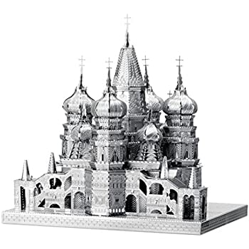 Amazon Com Fascinations Metal Earth Himeji Castle 3d