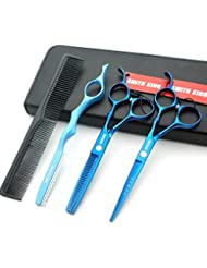 6.0 Inches Professional hair cutting thinning scissors...