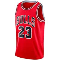 Michael Jordan #23 Basketball Jersey Chicago Bulls 90S Hip Hop Clothing for Party Stitched Letters and Numbers,L