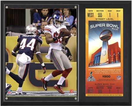 Super Bowl Plaque - 4