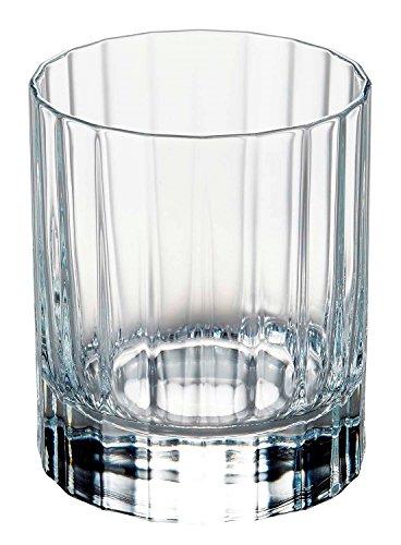 Beverage Collection Luigis (Luigi Bormioli Bach Water Tumbler, 8.5 Ounce, Set of 6)