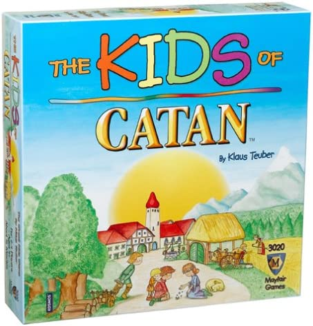 Kids of Catan: Amazon.es: Juguetes y juegos