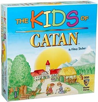 Kids of Catan: Amazon.es: Juguetes y juegos