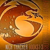 Harvey Bennett Thrillers: Books 1-3: Harvey Bennett Thrillers Box Set   Nick Thacker