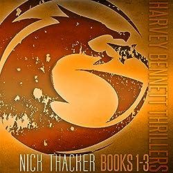 Harvey Bennett Thrillers: Books 1-3
