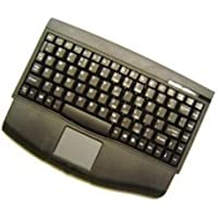 ADESSO MINITOUCH USB MINI KEYBOARD WITH TOUCHPAD (BLACK)