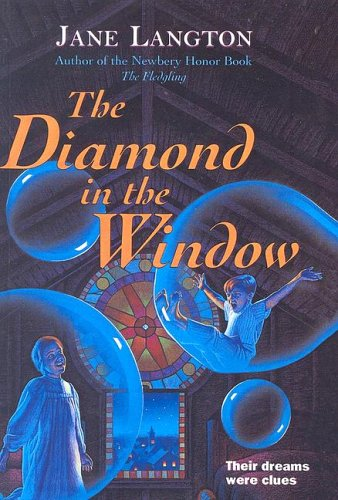 The Diamond in the Window (Hall Family Chronicles)