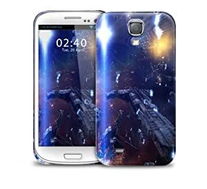 EVE Spaceship Samsung Galaxy S4 GS4 protective phone case