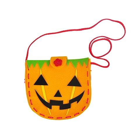 Zucche Di Halloween Cartoni Animati.Bestoyard Fai Da Te Cucito Felice Dei Cartoni Animati Di Halloween
