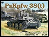 PzKpfw 38(t) in Action, Charles K. Kliment, 0897470893
