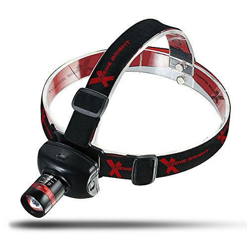 Xtreme Bright Portable Zoomable Flashlight product image