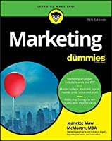 Marketing For Dummies, 5th Edition Front Cover