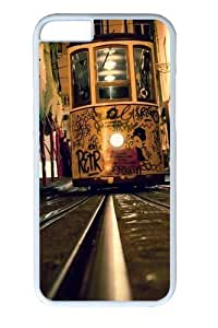 The Citys Trams And Rails Polycarbonate Hard For SamSung Note 3 White