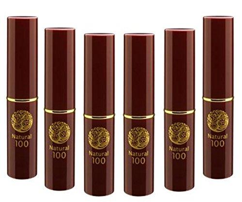 ハイム ナチュラル100 美容スティック X6個セット   B07CWVQCRP