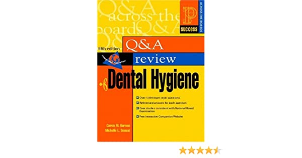 Prentice hall health question and answer review of dental hygiene prentice hall health question and answer review of dental hygiene 5th edition 9780838503423 medicine health science books amazon malvernweather Images