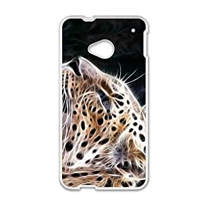 Abstract Leopard Hot Seller High Quality Case Cove For HTC M7