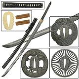 katana sword parts - Fully Functional Build-Your-Own Samurai Sword Set