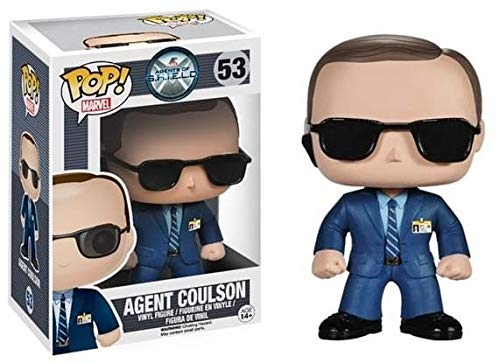 Funko POP Marvel: Agents Of S.H.I.E.L.D - Agent Coulson