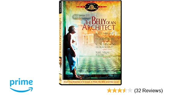 Amazon com: The Belly of an Architect: Brian Dennehy, Chloe