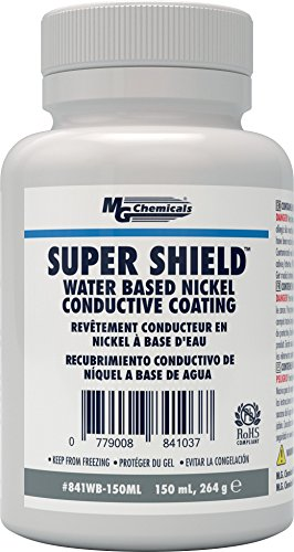 (MG Chemicals Super Shield Water Based Nickel Print Conductive)