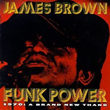amazon funk power 1970 brand new thang james brown クラシック