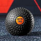 METIS Fitness Slam Bollar– 3 kg till 20 kg | Medicinboll med låg studs – Coreträning | Träningsutrustning för hem/gym…