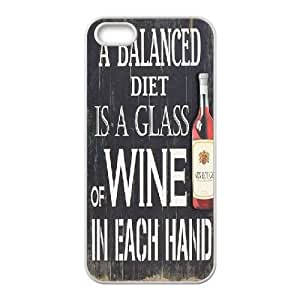 Distressed Inspirational Series, Case For Sam Sung Note 3 Cover Case, Is a Class Wine Case For Sam Sung Note 3 Cover [White]